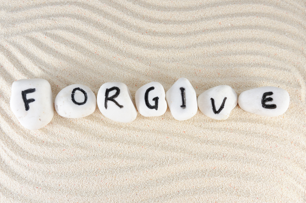 Verzeihen macht frei