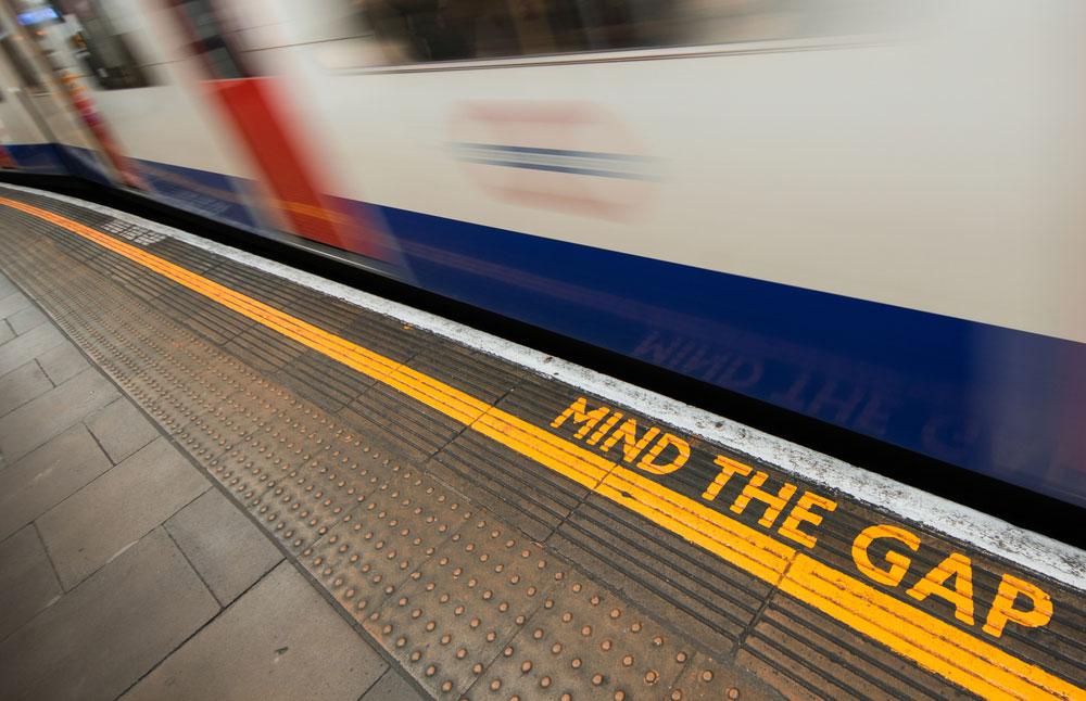 Mind the gap! Warum du noch nicht dort bist, wo du hin willst