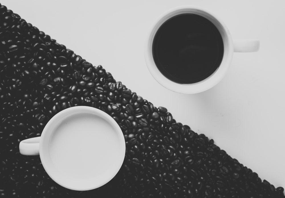 Yin und Yang - das Licht braucht die Dunkelheit