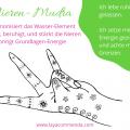 Die Nieren-Mudra hilft bei Erschöpfung