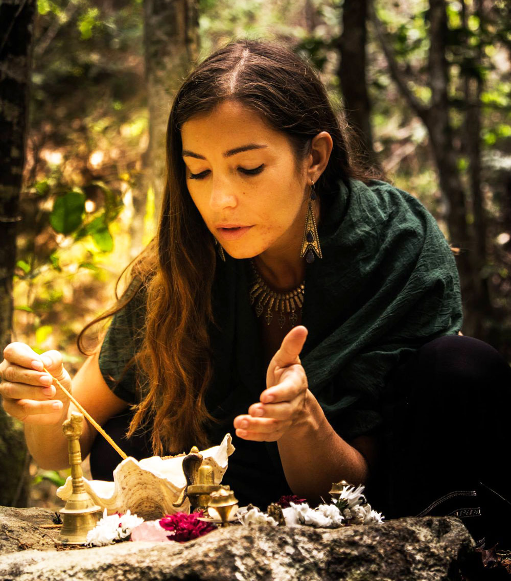 Rituals are part of women's circles