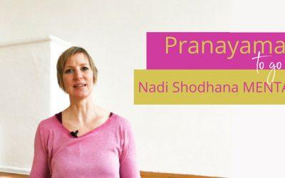 [Yoga-Video]: Balance finden mit Nadi Shodhana MENTAL