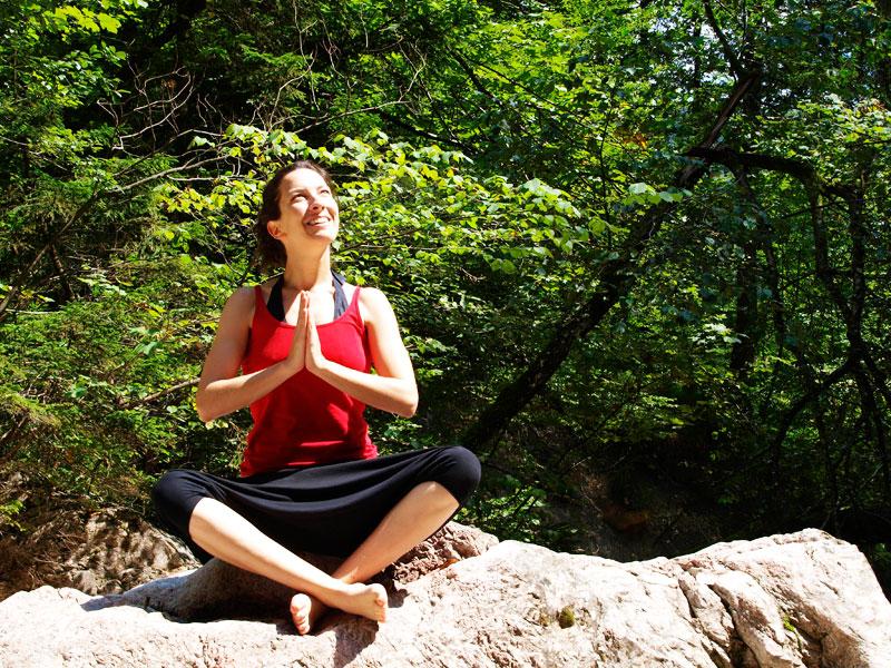 Yoga mit Melanie